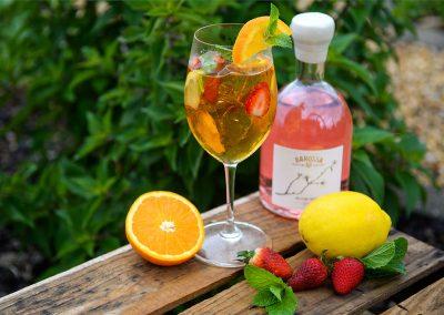 Barossa Gin citrus